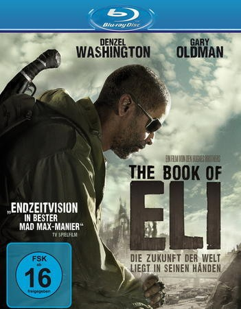 Blu-ray Film Book of Eli im Test, Bild 1