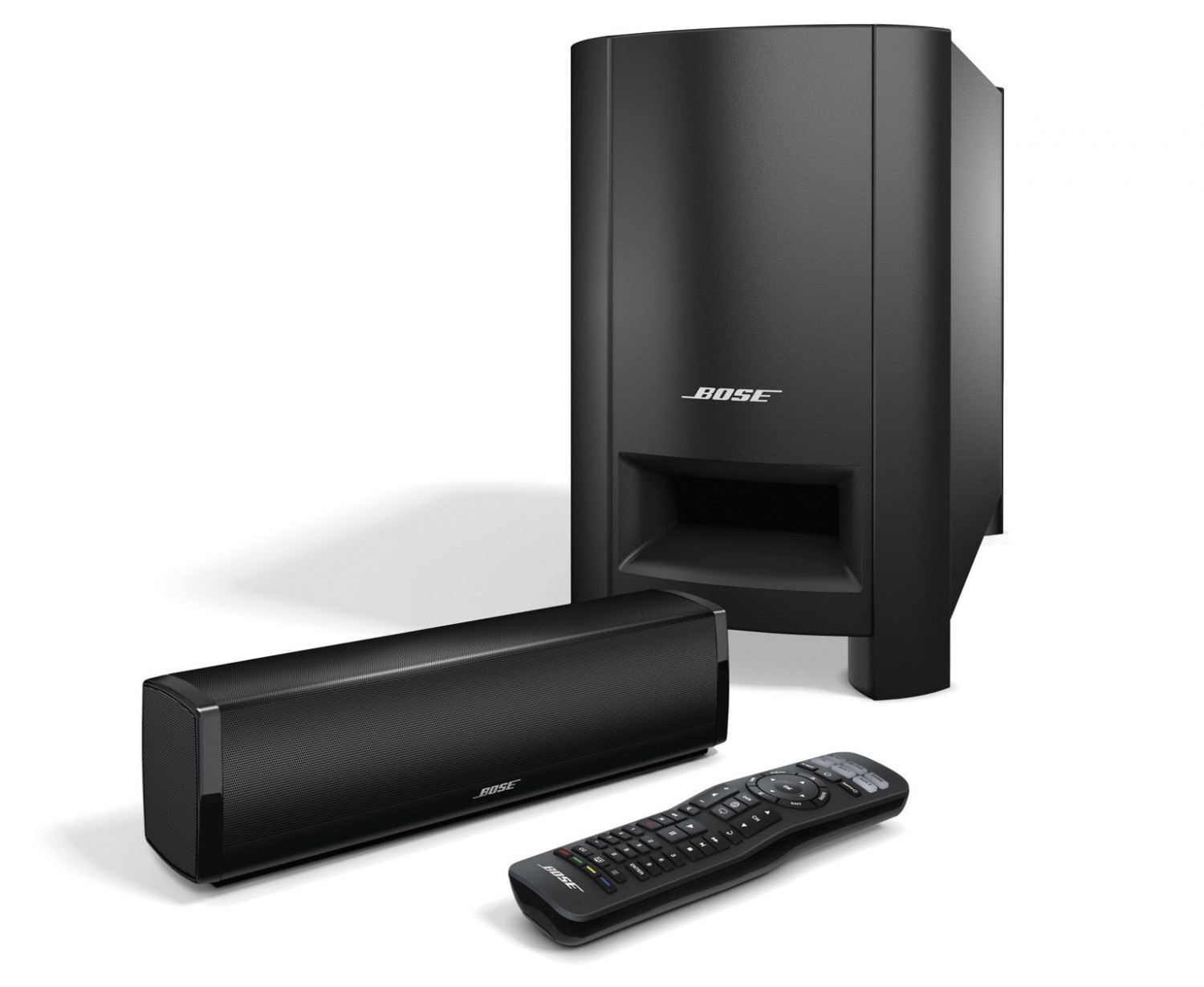Soundbar Bose CineMate 15 im Test, Bild 2