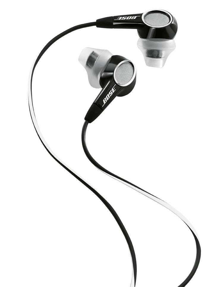 test kopfh rer inear bose in ear headphone sehr gut. Black Bedroom Furniture Sets. Home Design Ideas