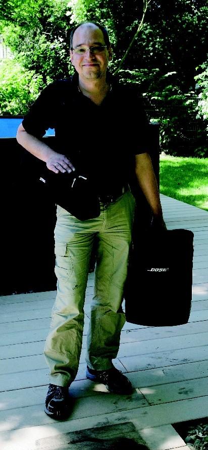 Profi- / Musiker-Equipment Bose L1 Compact im Test, Bild 4