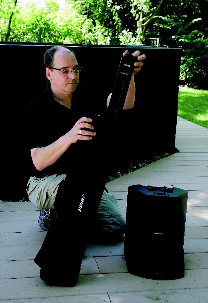 Profi- / Musiker-Equipment Bose L1 Compact im Test, Bild 5