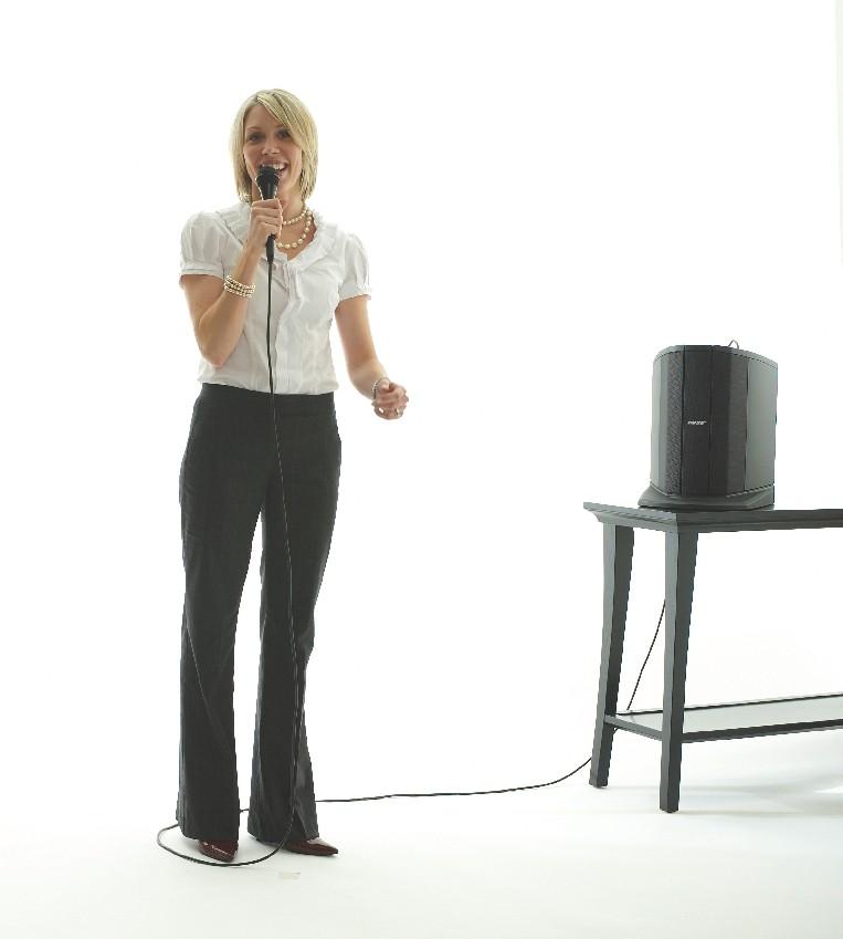 Profi- / Musiker-Equipment Bose L1 Compact im Test, Bild 9
