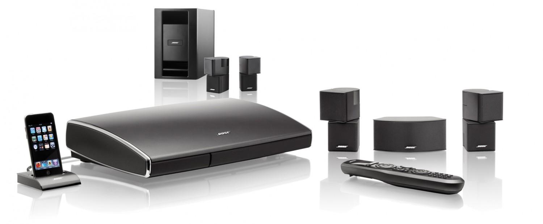 test lautsprecher surround bose lifestyle 535 series ii. Black Bedroom Furniture Sets. Home Design Ideas
