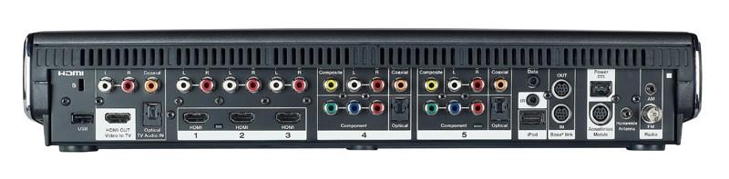 Blu-ray-Anlagen Bose Lifestyle V35 im Test, Bild 5