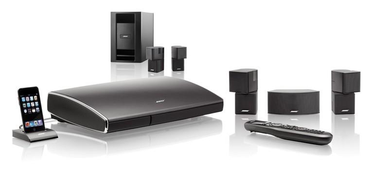 test blu ray anlagen bose lifestyle v35 sehr gut. Black Bedroom Furniture Sets. Home Design Ideas