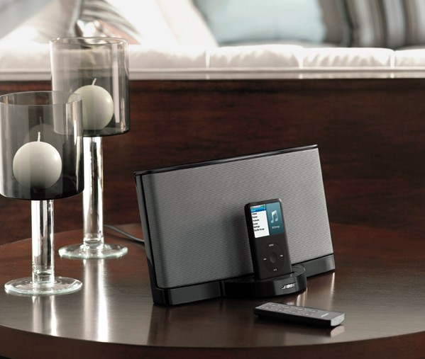 Docking Stations Bose SoundDock Series II im Test, Bild 1
