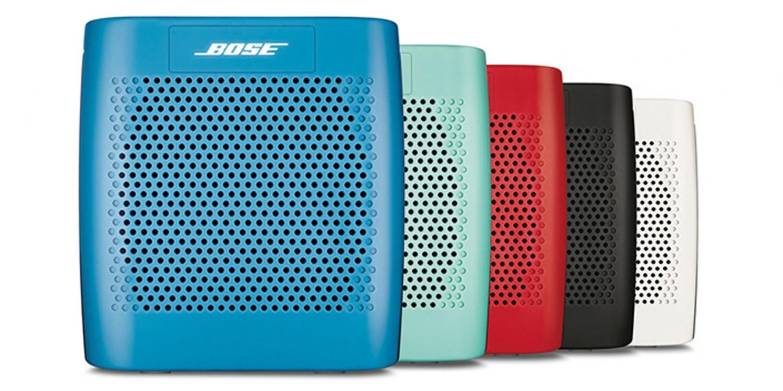 Bluetooth-Lautsprecher Bose SoundLink Colour im Test, Bild 2