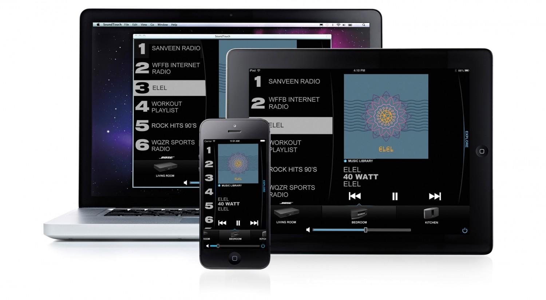 Wireless Music System Bose SoundTouch 10 im Test, Bild 2