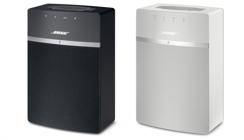 Wireless Music System Bose SoundTouch 10 im Test, Bild 3