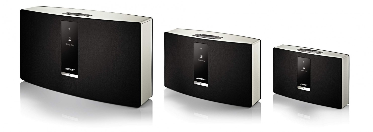 Wireless Music System Bose WiFi-Soundsystem SoundTouch 20 im Test, Bild 2