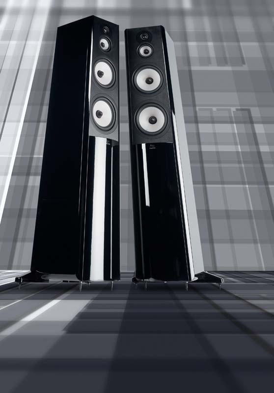 Lautsprecher Stereo Boston Acoustics A 360 im Test, Bild 1