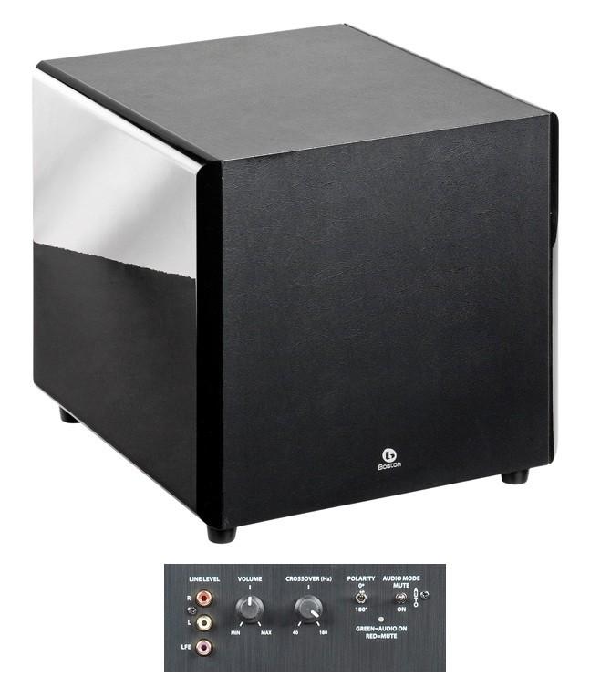 Lautsprecher Surround Boston Acoustics A26-Serie im Test, Bild 9