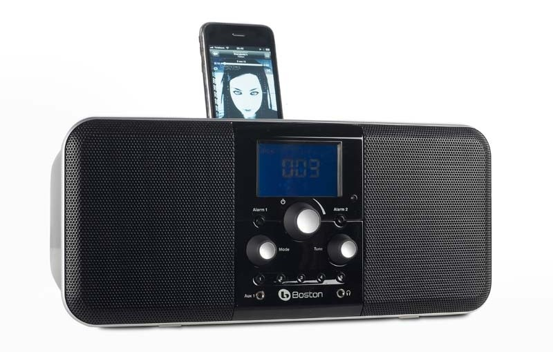 Docking Stations Boston Acoustics Duo-i plus im Test, Bild 1