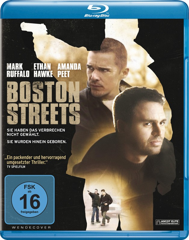 Blu-ray Film Boston Streets (Ascot) im Test, Bild 1