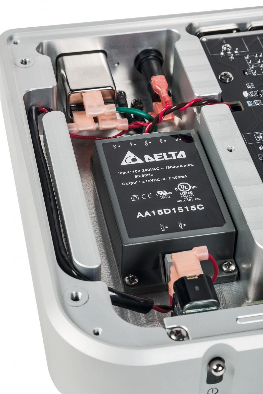 Phono Vorstufen Boulder Amplifiers 508 im Test, Bild 4