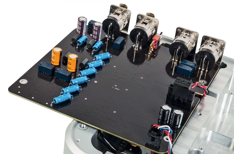 Phono Vorstufen Boulder Amplifiers 508 im Test, Bild 5
