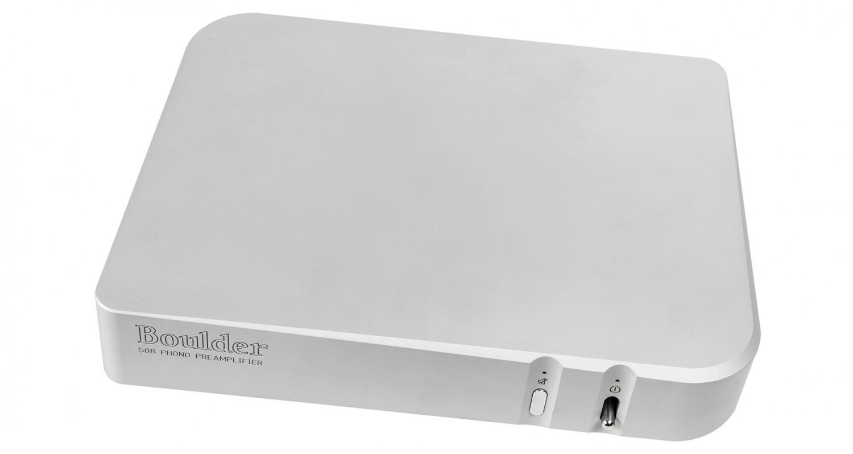 Phono Vorstufen Boulder Amplifiers 508 im Test, Bild 9