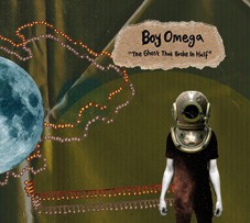 Schallplatte Boy Omega – The Ghost That Broke In Half (Riptide) im Test, Bild 1