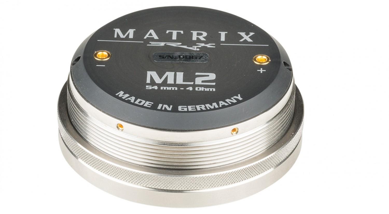 Car-HiFi Mitteltöner Brax Matrix ML 2 im Test, Bild 2