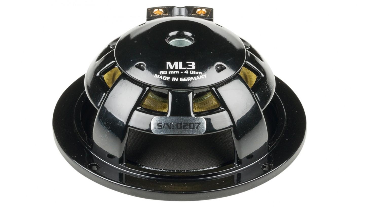 Car-HiFi Mitteltöner Brax Matrix ML 3 im Test, Bild 2