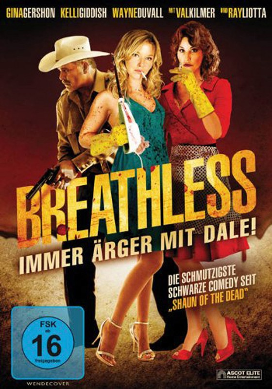 DVD Film Breathless (Ascot) im Test, Bild 1