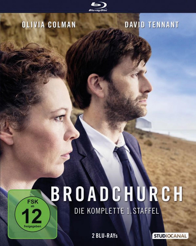 Blu-ray Film Broadchurch S1 (Studiocanal) im Test, Bild 1