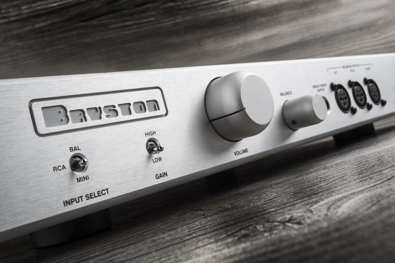 Kopfhörerverstärker Bryston BHA-1 im Test, Bild 1