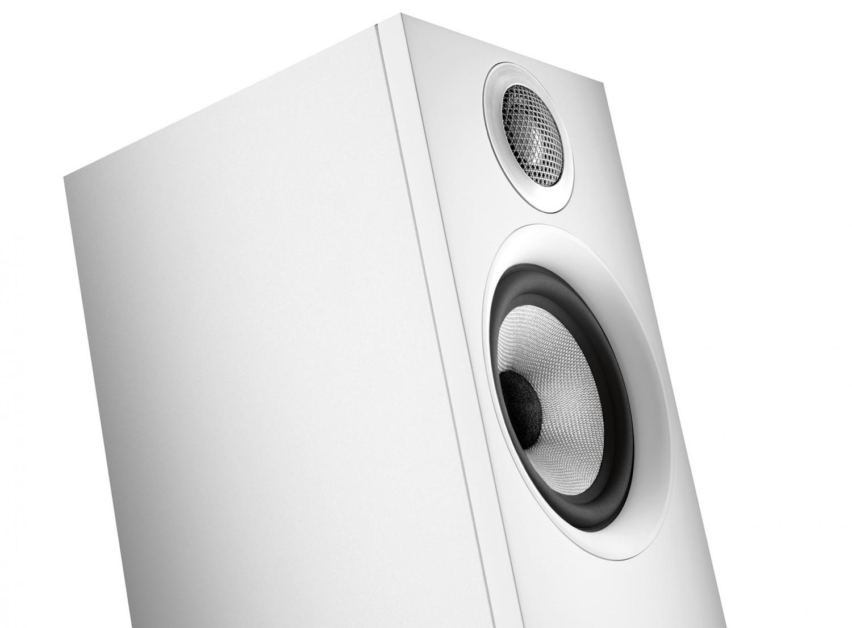 Regal-Lautsprecher B&W Bowers & Wilkins 607 im Test, Bild 2