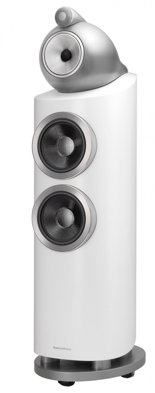 Lautsprecher Stereo B&W Bowers & Wilkins 803 D3, Rotel RC-1590 / RB-1590 im Test , Bild 2
