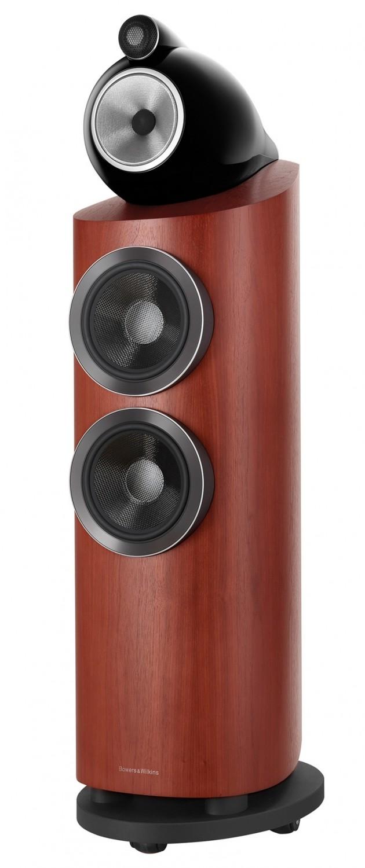 Lautsprecher Stereo B&W Bowers & Wilkins 803 D3, Rotel RC-1590 / RB-1590 im Test , Bild 3