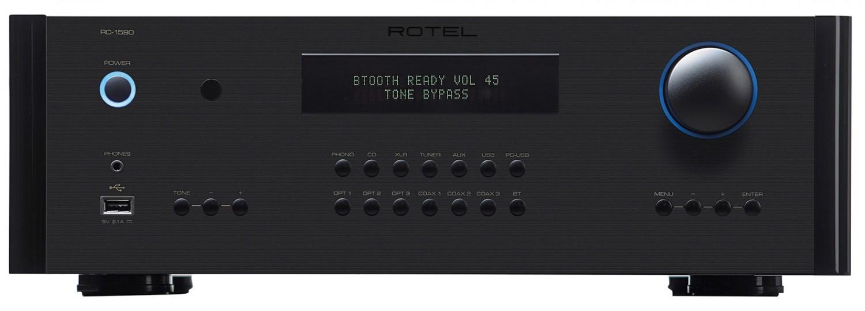 Lautsprecher Stereo B&W Bowers & Wilkins 803 D3, Rotel RC-1590 / RB-1590 im Test , Bild 9