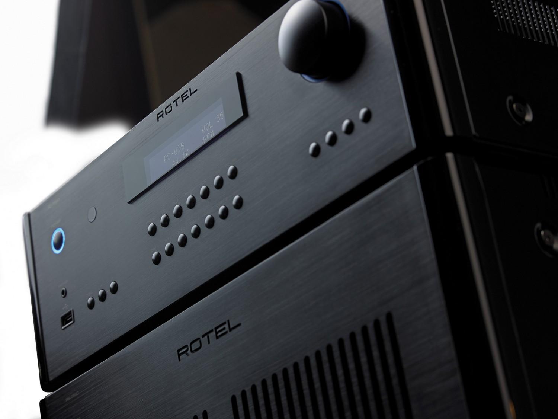 Lautsprecher Stereo B&W Bowers & Wilkins 803 D3, Rotel RC-1590 / RB-1590 im Test , Bild 12