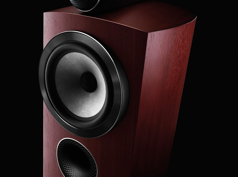 Lautsprecher Stereo B&W Bowers & Wilkins 805 D3 im Test, Bild 2