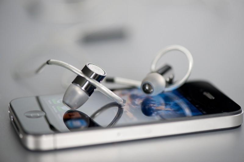 Kopfhörer InEar B&W Bowers & Wilkins C5 im Test, Bild 5
