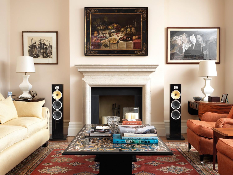 test lautsprecher stereo b w bowers wilkins cm9 s2 sehr gut seite 1. Black Bedroom Furniture Sets. Home Design Ideas