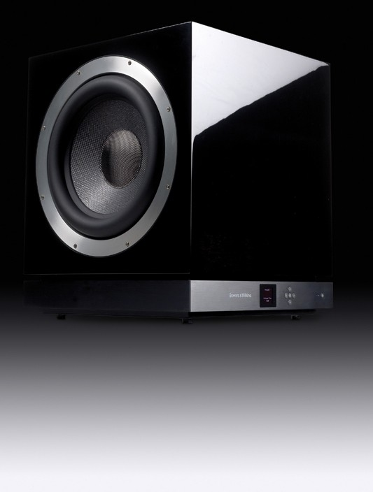 Subwoofer (Home) B&W Bowers & Wilkins DB1 im Test, Bild 1