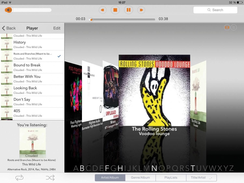 Musikserver Burmester 151 Musiccenter im Test, Bild 7
