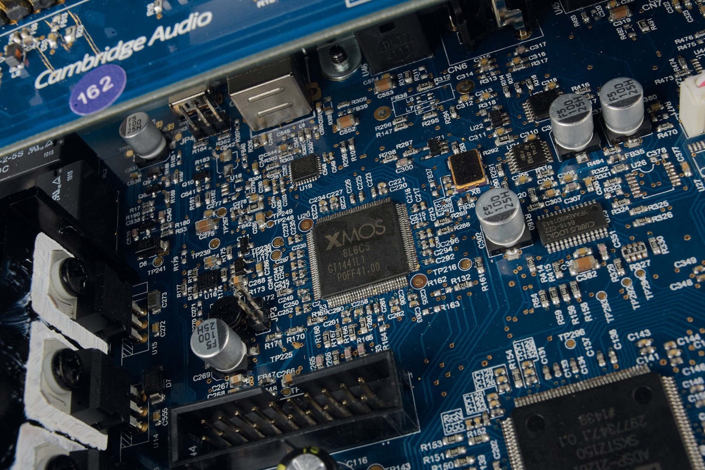 DLNA- / Netzwerk- Clients / Server / Player Cambridge Audio Azur 851N im Test, Bild 2