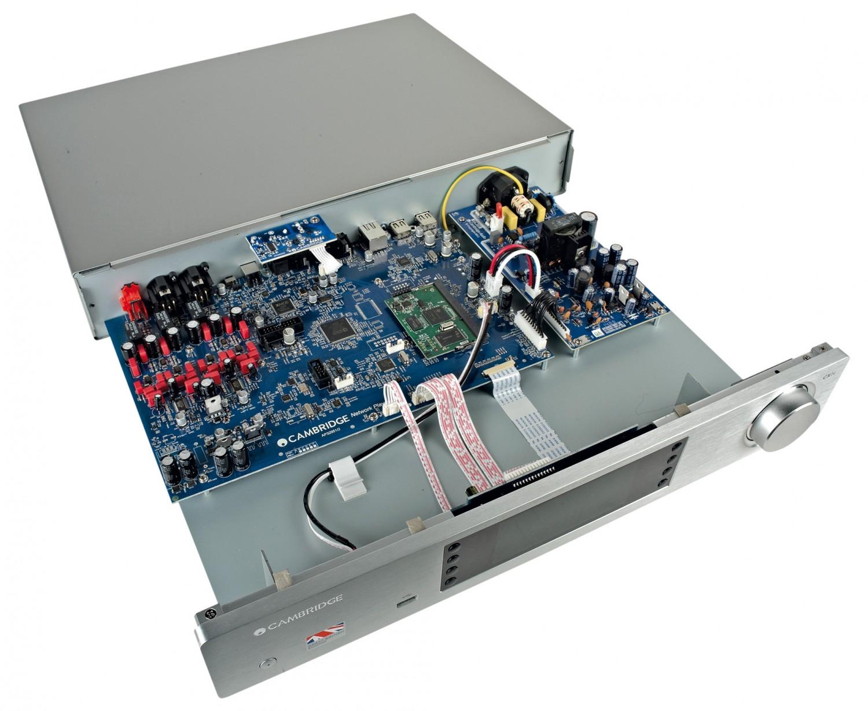 Test DLNA- / Netzwerk- Clients / Server / Player ...