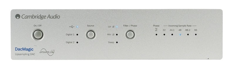 D/A-Wandler Cambridge Audio DacMagic im Test, Bild 3