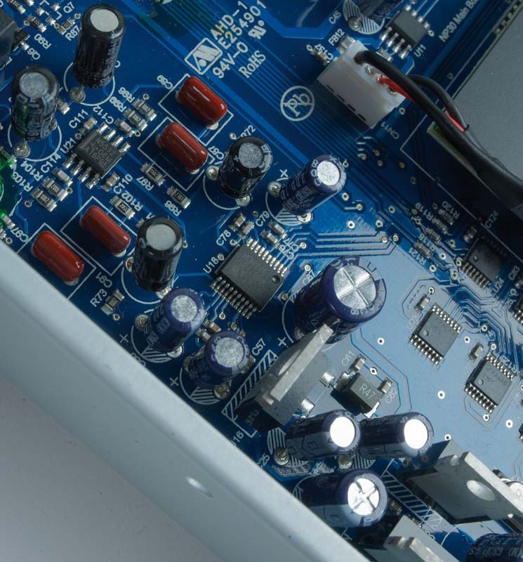 Streaming Client Cambridge Audio NP30 im Test, Bild 3