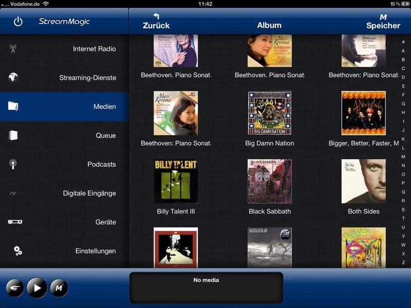 Streaming Client Cambridge Audio StreamMagic 6 im Test, Bild 4