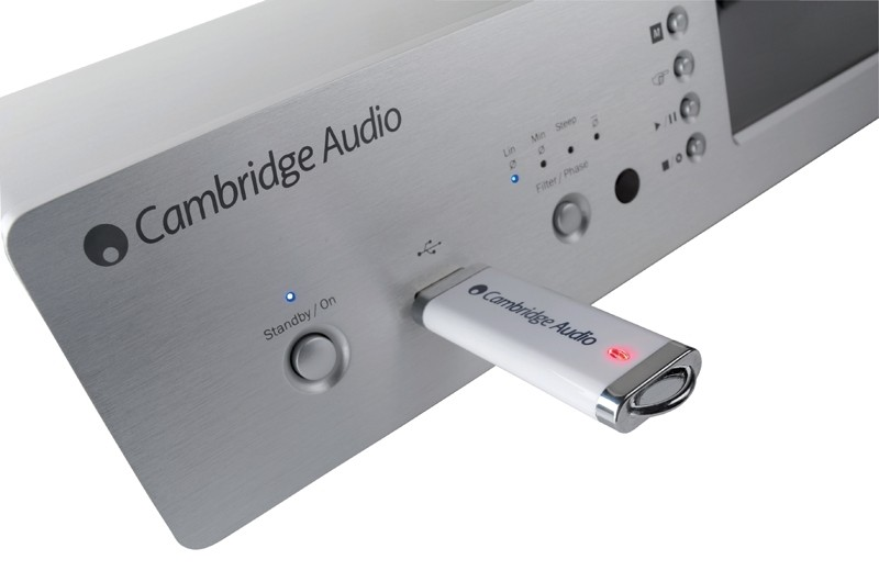 Streaming Client Cambridge Audio StreamMagic 6 im Test, Bild 2