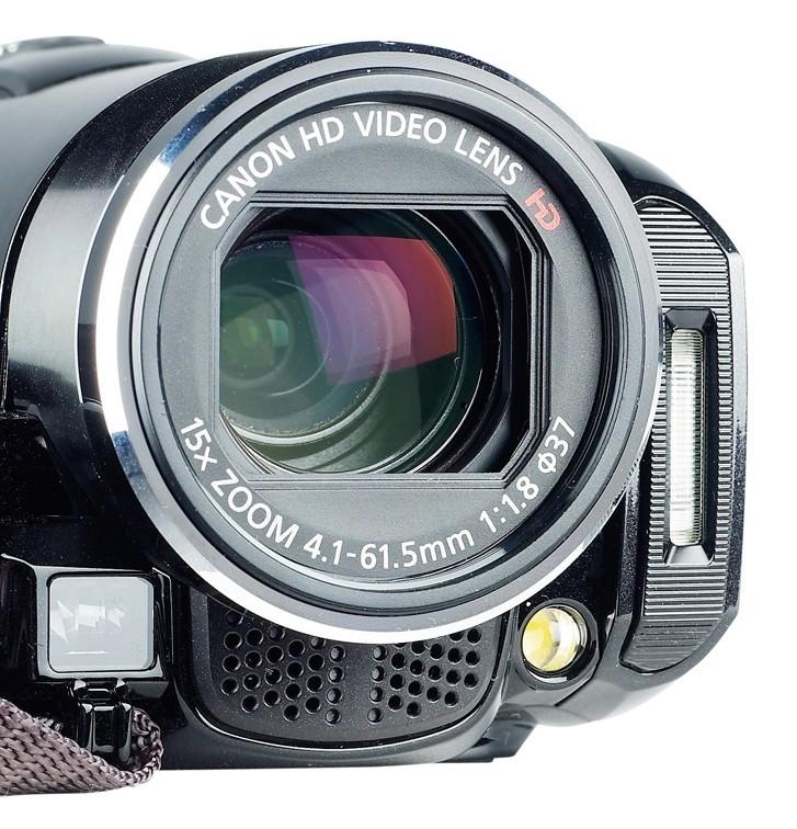 Camcorder Canon Legria HF M36 im Test, Bild 23