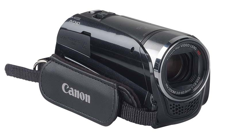 Camcorder Canon Legria HF R26 im Test, Bild 2