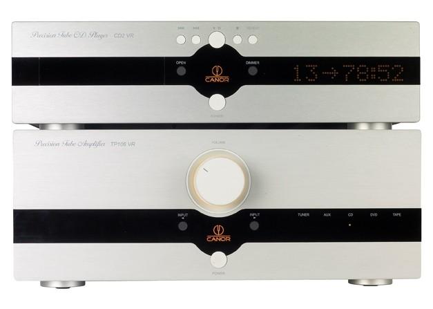 CD-Player Canor CD 2, Canor TP 106 im Test , Bild 3