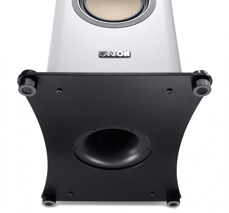 Lautsprecher Stereo Canton A 55 im Test, Bild 2