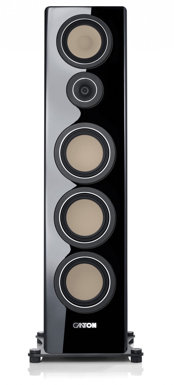 Lautsprecher Stereo Canton A 55 im Test, Bild 5