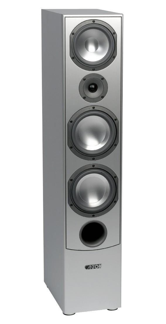 Lautsprecher Surround Canton GLE 490 - Serie im Test, Bild 4