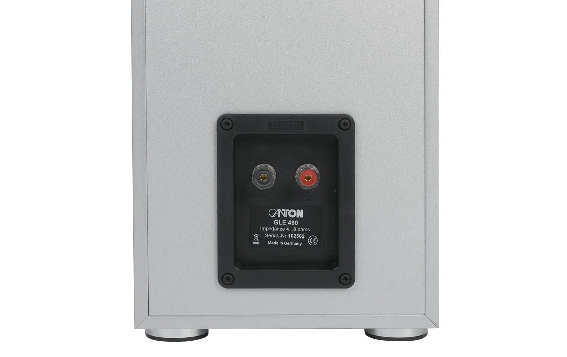 Lautsprecher Surround Canton GLE 490 - Serie im Test, Bild 5